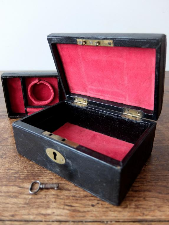 Antique Jewelry Case (B0519)