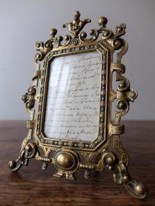 Brass Photo Frame (A0518)