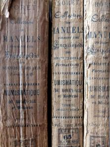 Antique Books (3 pcs) (A0617)