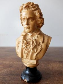 Plaster Figure 【Beethoven】 (A0620)