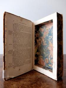 Antique Book Safe Box (B0418)