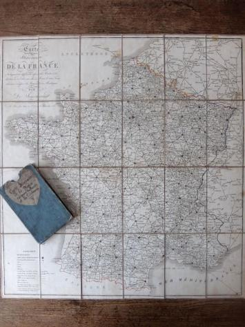 Antique Map (A0617)