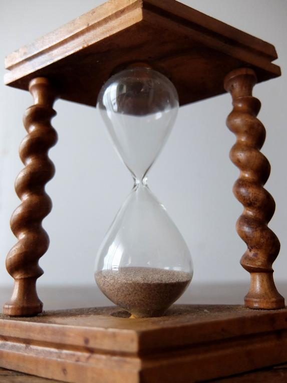 Hour Glass Sand Timer (A0619)