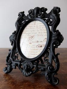 Photo Frame 【Bois Durci】 (A0518)