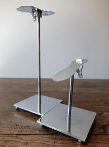 Pair of Shoe Stands (A0516)