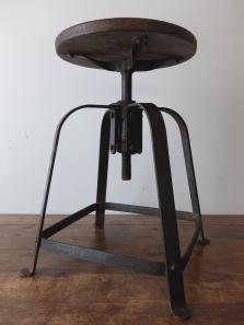 Factory Stool (A0518)