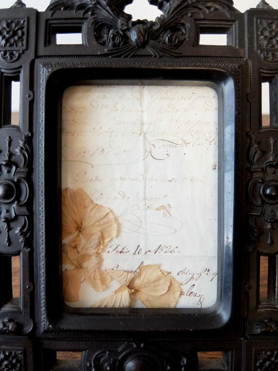 Photo Frame 【Bois Durci】 (A0619)