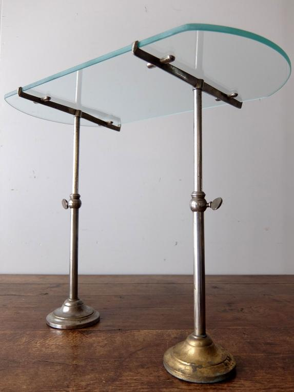 Display Stand with Glass (C0518)
