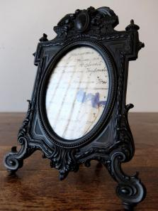 Photo Frame 【Bois Durci】 (C0619)