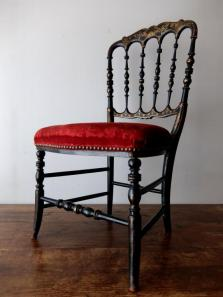 Child Chair Napoleon Ⅲ (A0518)