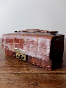 Antique Jewelry Case (B0619)