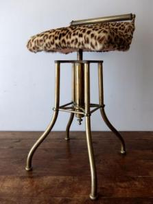Brass Cello Stool (A0518)