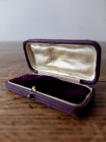 Antique Jewelry Box (A0719-05)
