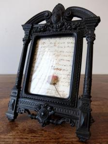 Photo Frame 【Bois Durci】 (B0619)