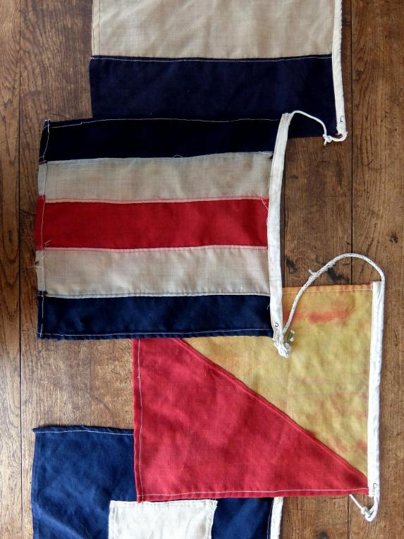 Nautical Bunting Flags (A0617)