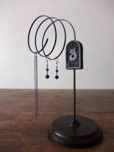 Clock Gong Jewelry Stand (B0615)