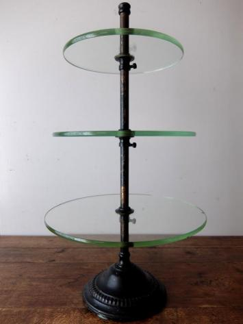 Display Stand with Glass (A0718)