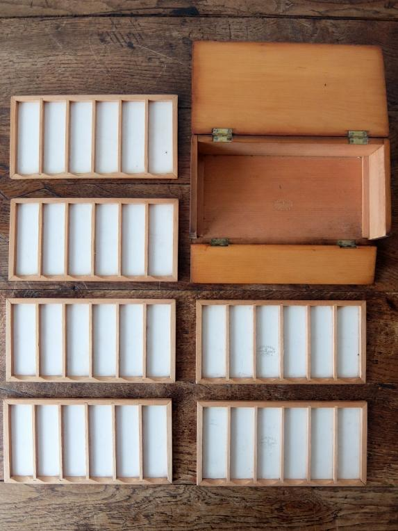 Microscope Slides Case (A0718)