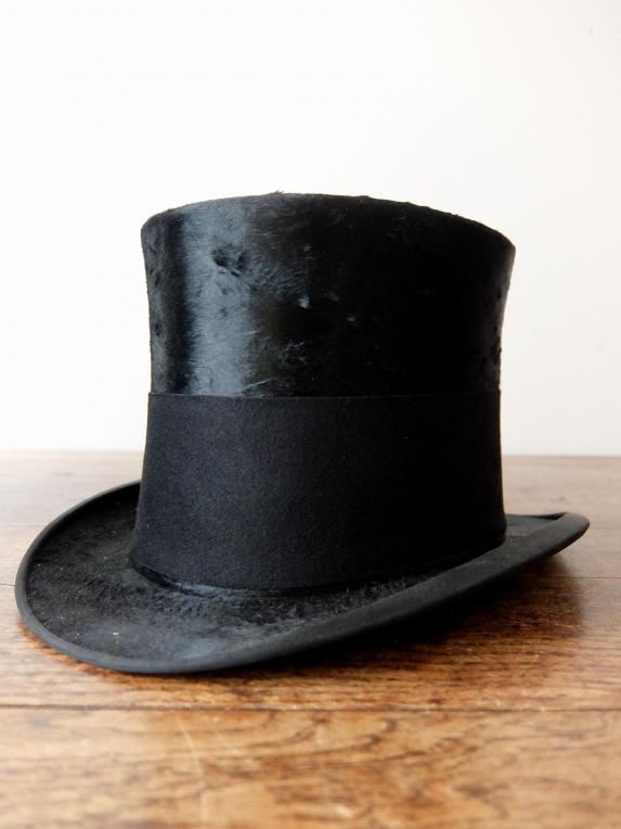 Silk Hat with Box (A0617)