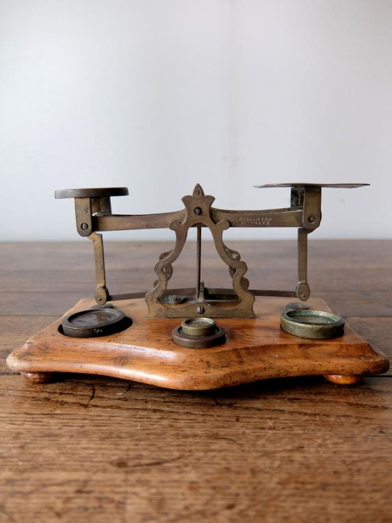 Letter Scale (A0716)