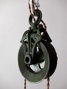 Pulley Lamp (A0715)