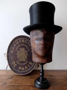 Silk Hat with Box (B0617)