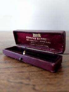 Antique Jewelry Box (B0820-05)