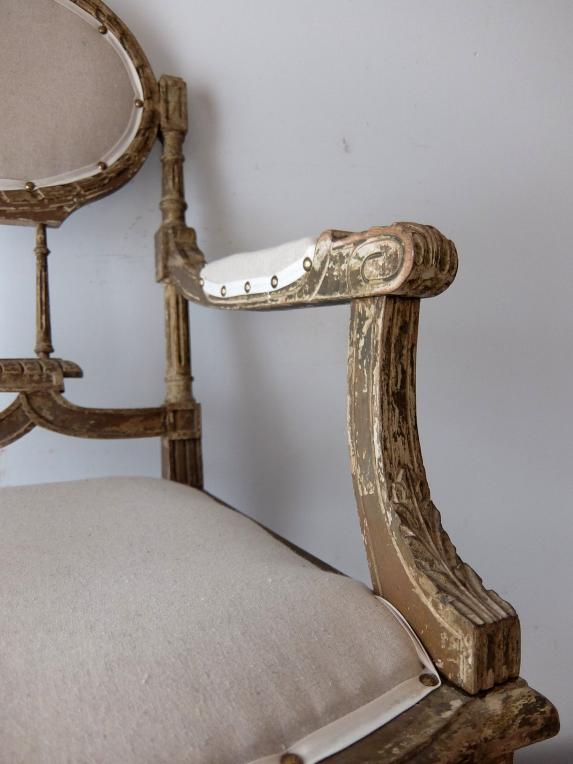 French Arm Chair (B0419)