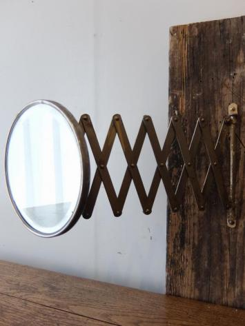 Scissor Shaving Mirror (A0816)
