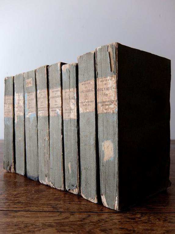 Antique Books (8 pcs) (B0318)