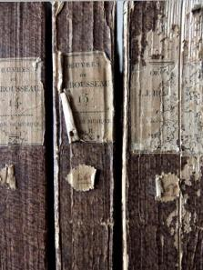 Antique Books (3 pcs) (D1014)