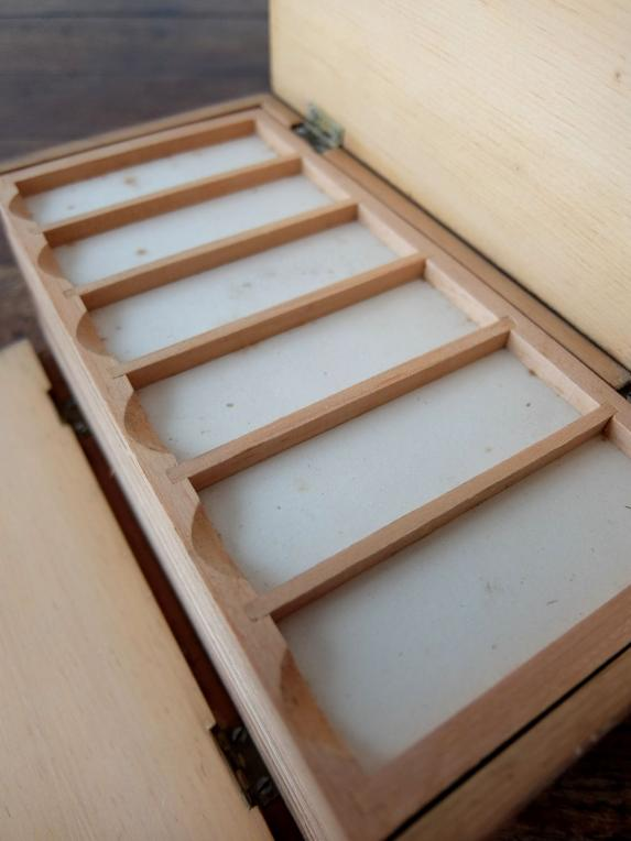 Microscope Slides Case (A0719)