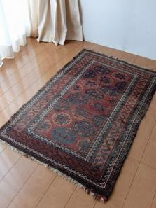 Antique Rug (B0820)