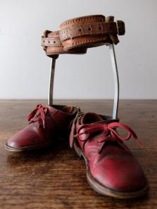 Child Shoes with Leg Calipers (B0917)