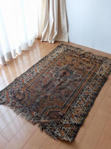 Antique Rug (C0820)