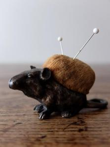 Pin Cushion 【Mouse】 (A0917)