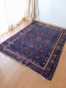 Antique Rug (D0820)