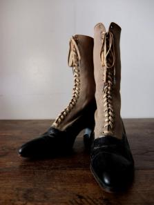 Victorian Boots (A1014)