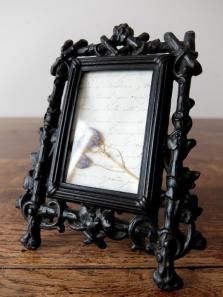 Photo Frame 【Bois Durci】 (A1019)