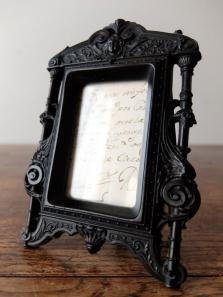 Photo Frame 【Bois Durci】 (D1018)