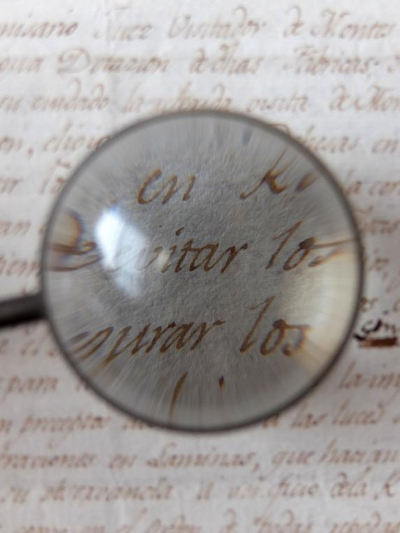 Jeweler's Magnifying Glass (A1017)