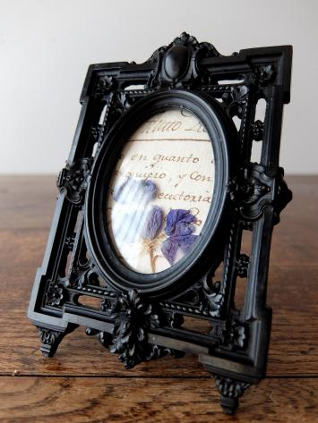 Photo Frame 【Bois Durci】 (B1018)