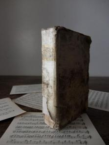 Antique Book (A1014)