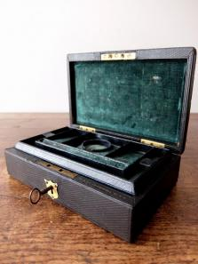 Antique Jewelry Case (B1018)