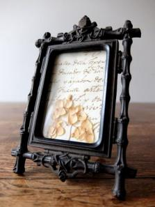 Photo Frame 【Bois Durci】 (A1017)