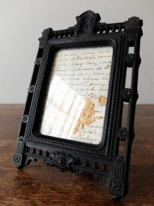 Photo Frame 【Bois Durci】 (C1019)