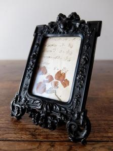 Photo Frame 【Bois Durci】 (A1018)
