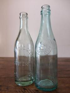 Glass Bottle (B0915-03)