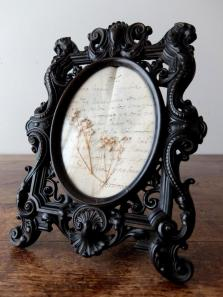 Photo Frame 【Bois Durci】 (C1018)