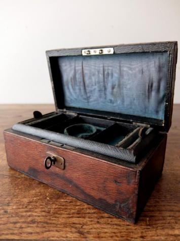 Antique Jewelry Case (F1018)